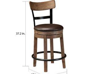 Carbon loft Sircar Bar Height Bar Stool