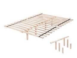 Madison Slat Kit Platform Bed   Full