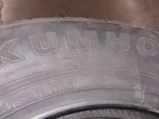 1  Kumho T165 90R17  lightly Used