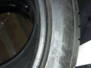 1  Continental ExtremeContact 245 40ZR18  Used
