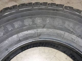 1  Firestone Destination P215 75R15  Used