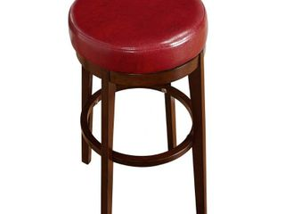 Simple living 30 inch Avenue Backless Swivel Bar Stool  Retail 87 99