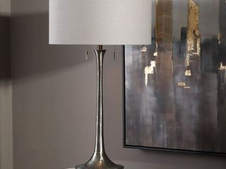 Uttermost Aliso Table lamp  Size One Size   Black