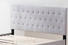 Brookside Anna upholstered King Size headboard
