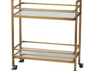 Simple living Manhattan Bar Cart  Retail 168 49