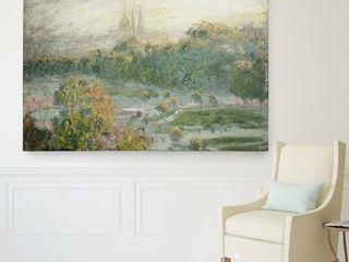 Tuileries Study  Claude Monet   Premium Framed Print  Retail 139 99
