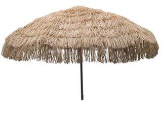Palapa Tiki 7 6  Patio Umbrella  Retail 115 49