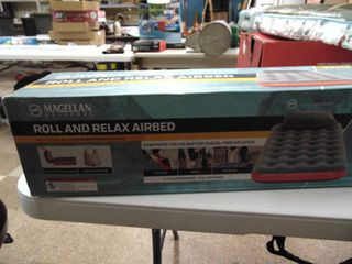 Magellan Roll and Relax Twin Airbed