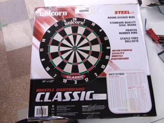 Unicorn   Classic Bristle Dartboard