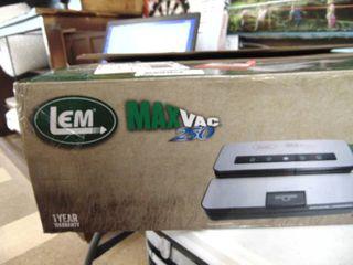 lEM Max Vac 250 Vacuum Sealer