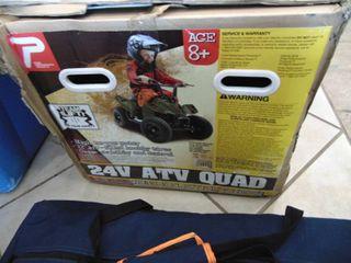 24V ATV Quad   No Battery   NIB
