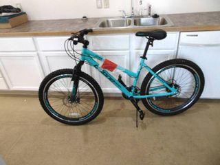 Ozone 500 Mountain Bike   Brake needs repair