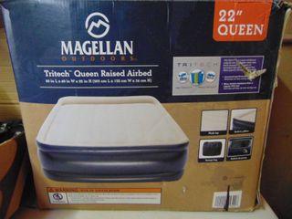 Magellan 22  Raised Quen Airbed