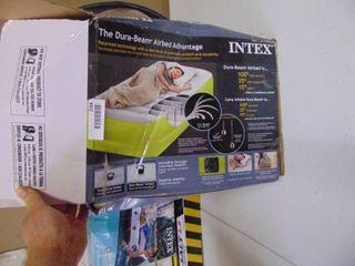 Intex Durabeam 16  Twin Air Mattress