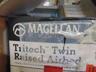Magellan 16  Raised Twin Airbed