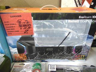 Eco Roam 100 Bluetooth Boom Box