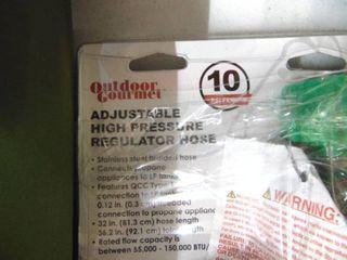 Adjustable High pressure Regulator Hose