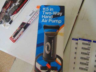 11 5  Two Way Hand Air Pump