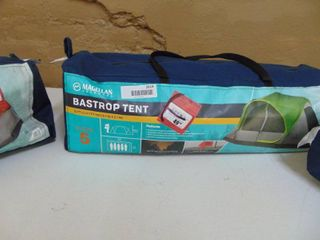Magellan   Basstrop Tent Sleeps 5