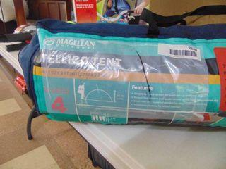 Magellan   Tellico Tent   Sleeps 4