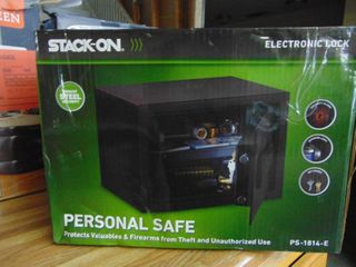 Stack On Persoanl Safe   lock Stuck   Model PS 1814 E