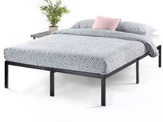 Best Price Mattress King Bed Frame   14  Metal Platform Bed Frame W heavy Duty