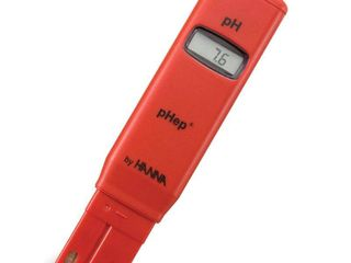 Waterproof Pocket pH Tester with 0 1 Resolution   pHepr