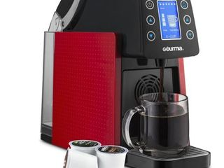 Gourmia GCM5100R Coffee   Espresso Maker