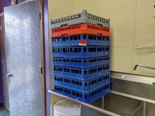 (8) Dishwashing Racks
