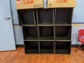 9  Stackable Storage Cubbies