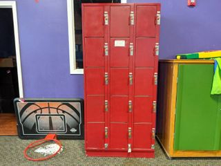 Coin Operated lockers