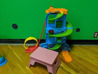 Toy And Stool