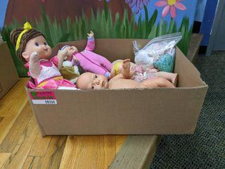 Assorted Baby Dolls