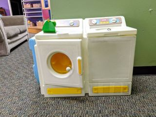 Miniature Washer And Dryer Toy
