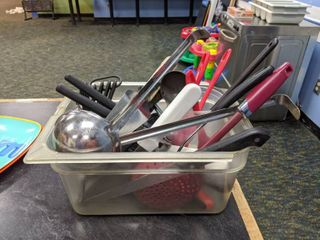 Can Openers, Ice Cream Scoops And More
