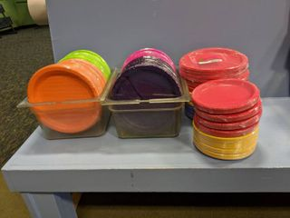 Assorted Paper Plates