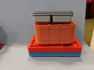 Assorted Meal Trays