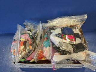 Assorted Sized Socks