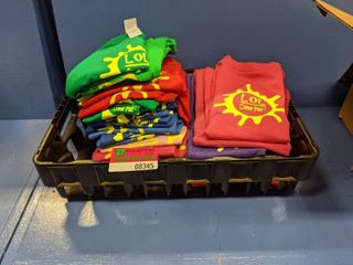 Assorted Sized T Shirts