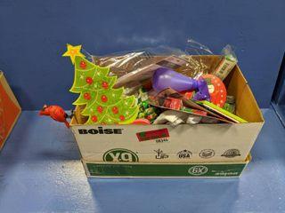 Assorted Holiday Decor