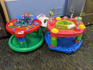 (2) Even flow Child's Play Center, Toilet Seats