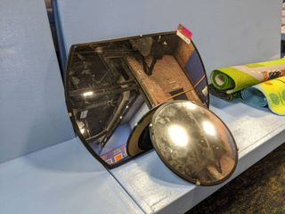 SeeAll Convex Safety Mirrors
