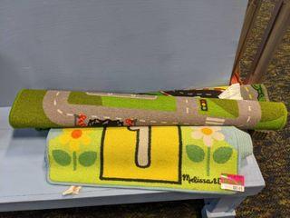 (3) Children's Play Mats