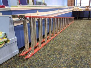Louisville Brute 375 Fiberglass 15 Ft Ladder