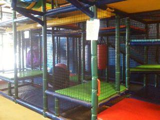 Indoor Playground  3 level