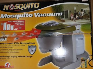 Stinger Nosquito Ct100 ns Mosquito Backyard Propane Vacuum 1 Acre Coverage