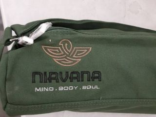 NIRVANA Pro Yoga Mat and Bag