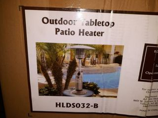 Outdoor Table Top Patio Heater