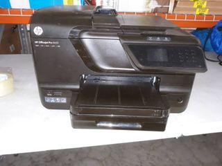 HEWA7F65A HP officeJet Pro 8600 Printer
