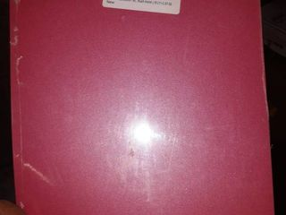 8 5A11  hot pink cardstock paper